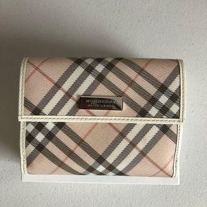 Burberry London Blue Label Wallet